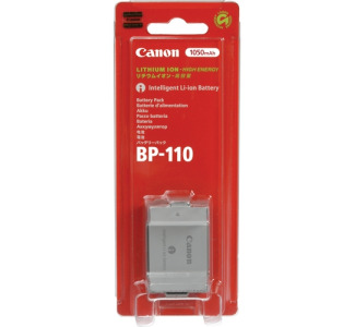 Canon BP-110 Camcorder Battery - 1050 mAh