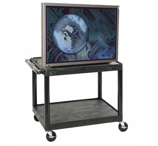 "Luxor 27""  LP Cart with Electric  24"" x 32"" W X 27"" H"