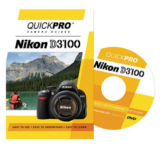 Quickpro DVD Guide For Nikon D3100