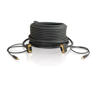 Cables To Go Flexima 28251 A/V Cable for Monitor - 12 ft