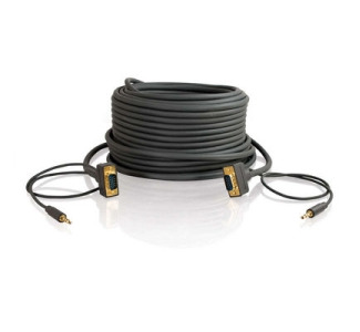 Cables To Go Flexima 28252 A/V Cable for Monitor - 25 ft
