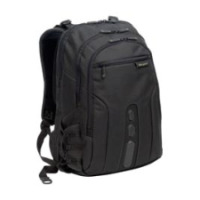 "Targus TBB019US EcoSmart Carrying Case for 17/"" Notebook Black,Green Backpack"