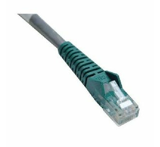 Cat6 Gigabit Cross-over Molded Patch Cable (RJ45 M/M) , 10ft