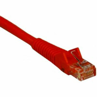 CAT6 Patch Cable booted 10 FT ISO Certified Mfg
