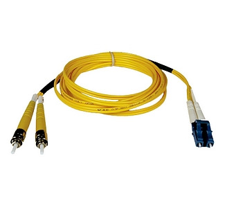 Tripp Lite Fiber Optic Duplex Patch Cable (LC/ST) 23 ft