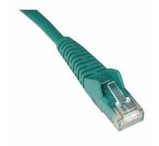 Tripp Lite Cat6 Patch Cable (RJ45 M/M) 10 ft - Green