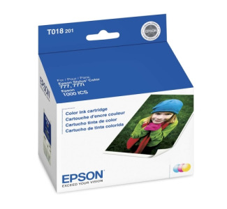 Epson Tri-color Ink Cartridge