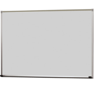 Best-Rite 4' x 6' Projection Plus 204AG Multimedia Marker Board