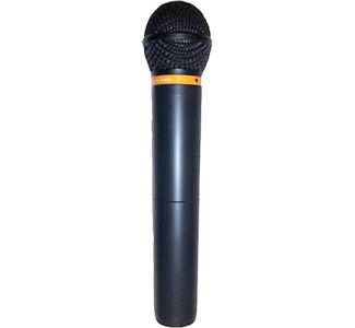 Amplivox S1605 Wireless VHF Handheld Microphone Transmitter