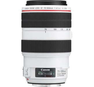Canon EF 4426B002 70 mm - 300 mm f/4 - 5.6 Telephoto Zoom Lens for Canon EF/EF-S