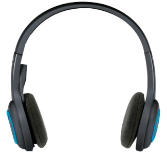 Logitech H600 Wireless Headset Camcor