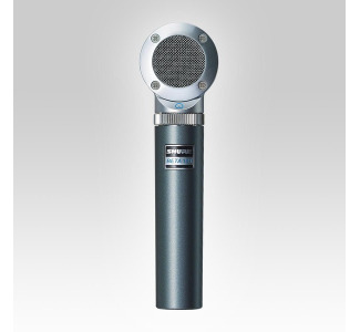 BETA 181 Ultra-Compact Side-Address Instrument Microphone (Cardioid Capsule)