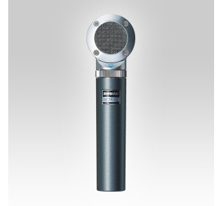 Shure BETA 181 Ultra-Compact Side-Address Instrument Microphone (Supercardioid Capsule)