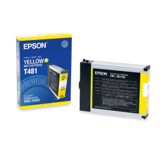 Epson  SP7500 Yellow Ink Printer Cartridge