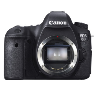 Canon EOS 6D 20.2 Megapixel Digital SLR Camera (Body Only)
