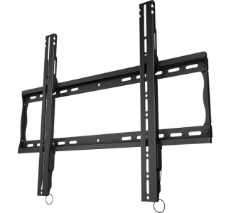 CRIMSONAV F55A Universal Flat Wall Mount with Leveling Mechanism for 32