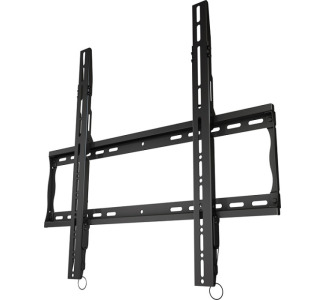 CRIMSONAV F63A Universal Flat Wall Mount with Leveling Mechanism for 37