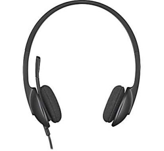 Logitech H340 Usb Headset With Microphone Camcor