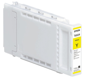 Epson UltraChrome XD 110 ml Ink Cartridge - Yellow