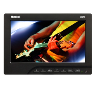 "Marshall M-CT7 7"" LED LCD Monitor - 16:9"