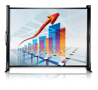 Epson ES1000 Portable Tabletop Projection Screen
