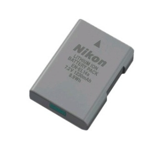 Nikon 27126 EN-EL14a Rechargeable Li-Ion Battery for Nikon D5200 DSLR
