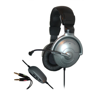Avid Education AE-350 Noise Cancelling Headset with Microphone