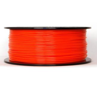MakerBot MP01978 True Orange ABS 1kg Spool 1.75mm Filament for Replicator 2x | Camcor