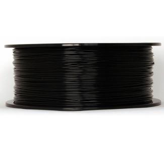 MakerBot MP01969 True Black ABS 1kg Spool 1.75mm Filament for Replicator 2x | Camcor