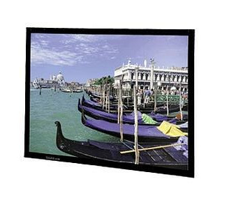 Da-Lite Perm-Wall Fixed Frame Projection Screen