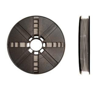 MakerBot Cool Gray PLA Large Spool / 1.75mm / 1.8mm Filament
