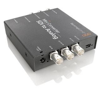 Blackmagic Design CONVMASA SDI to Analog Mini Converter