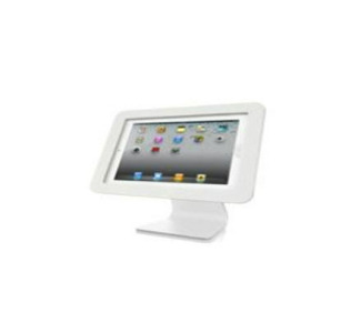 Compulocks AIO-W All-in-One iPad Rotating & Swiveling Stand - White