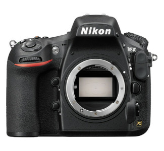 Nikon D810 36.3MP DSLR Camera (Body Only)
