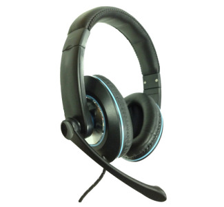 Dukane HS10 Wired 3.5mm Headset with Microphone