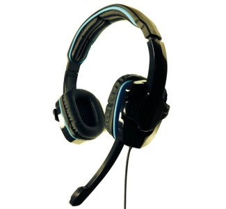 Dukane Hs12 Wired Usb Headset With Microphone Camcor