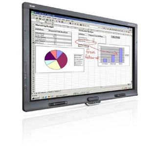 "Smart SBID8055i-G5-SMP 55"" Interactive Display with Smart Meeting Pro"
