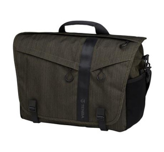 Tenba DNA 15 Messenger Bag - Olive