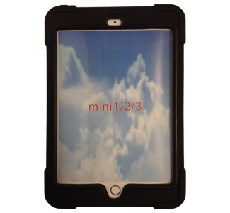Dukane 185-8M for iPad Mini - Black
