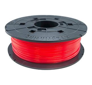 XYZprinting Da Vinci Jr PLA Clear Red Filament