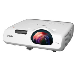 Epson Powerlite 530 3200 Lumen XGA Short Throw LCD Projector
