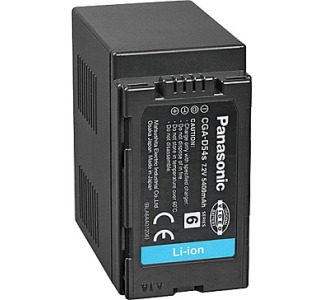 Panasonic CGAD54A/1H Lithium-Ion Battery Pack