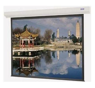 Da-Lite Designer Contour Electrol Projection Screen