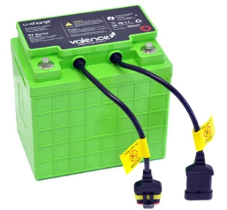 Ergotron Medical Equipment Battery