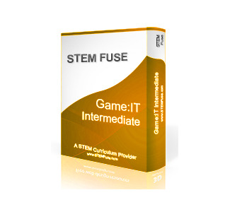 STEM Fuse GAME:IT Intermediate 1 year Campus License - High School