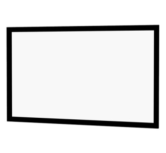 "Da-Lite Cinema Contour Fixed Frame Projection Screen - 133"" - 16:9 - Wall Mount"