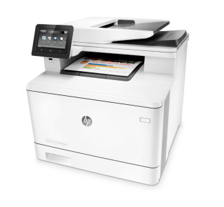 HP LaserJet Pro M477fnw Laser Multifunction Printer - Plain Paper Print