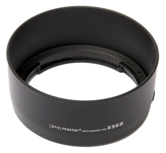 Promaster ES-68 Lens Hood for Canon 50mm 1.8 STM