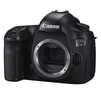 Canon EOS 5DS R 50.6 Megapixel Digital SLR Camera Body Only