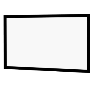 "Da-Lite Cinema Contour Fixed Frame Projection Screen - 119"" - 16:9 - Wall Mount"